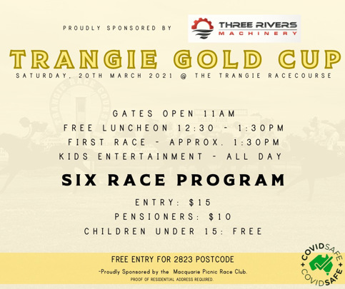 Trangie Gold Cup